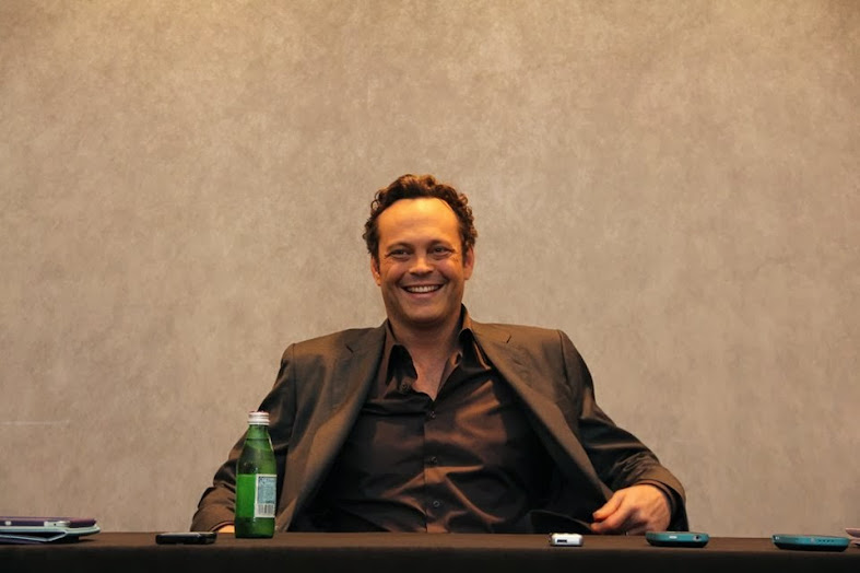 Vince Vaughn Interview, Part of the #DeliveryManEvent