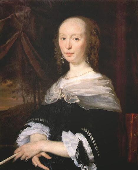 Abraham Lambertsz. van den Tempel - Portrait of a Lady
