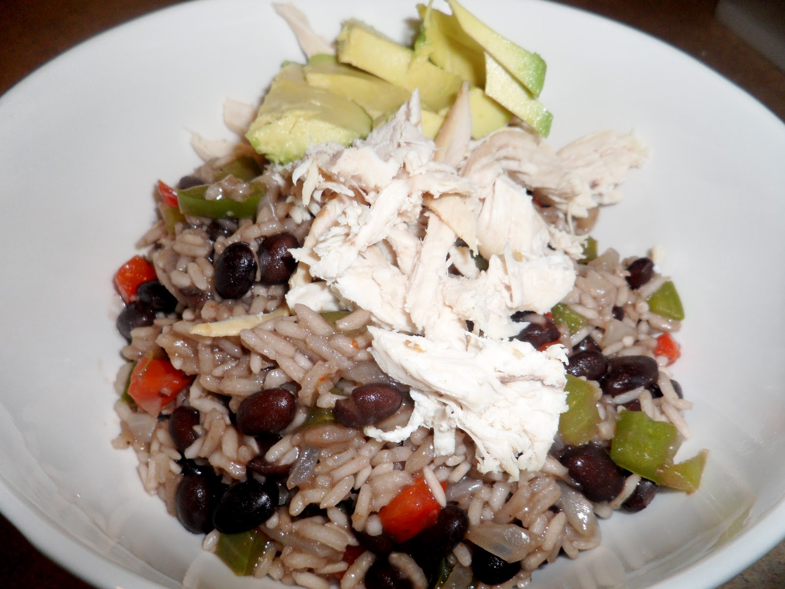 New Chapter...: Arroz Congri (Cuban Rice and Black Beans)