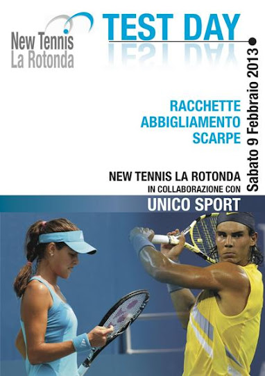 Importante Test Day al Club New Tennis la Rotonda di Vicenza