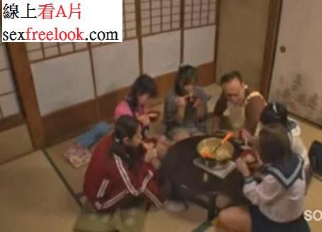 日本最色之家族旅行大亂交