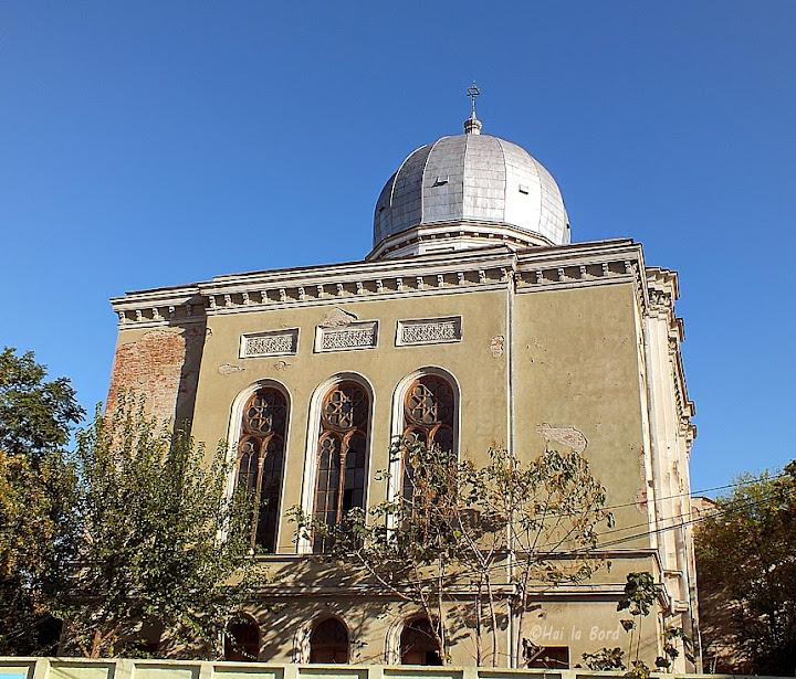 sinagoga neologa oradea