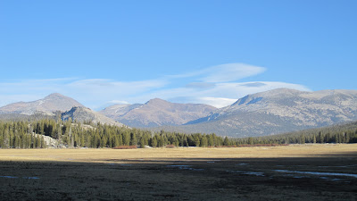 A last shot of Tuolumne Meadows©http://backpackthesierra.com