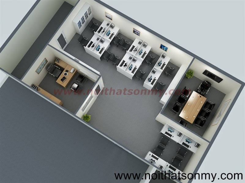 Thiết kế văn phòng 281