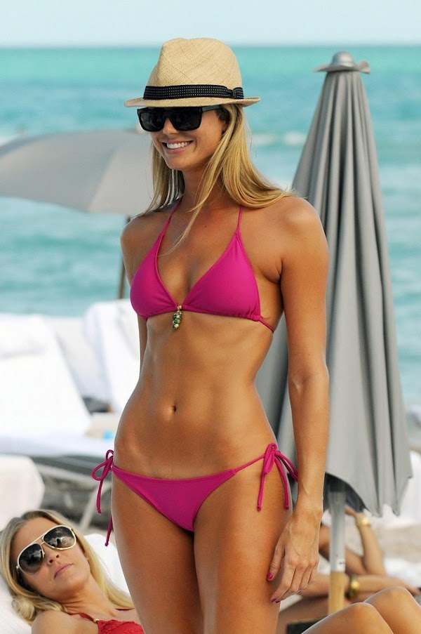 101 photos of Stacy Keibler in a bikini to start the year right:celebrities,bikini girl,sex beach