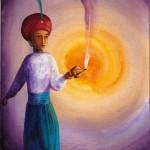 Storia di Aladino e della lampada incantata
