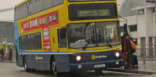 Bus Dublin N°16