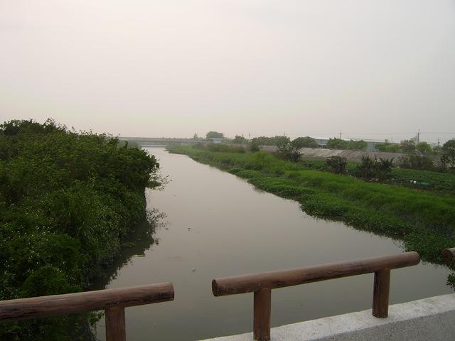 新虎尾溪,是雲林縣汙染嚴重河川之一