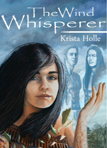 Cover Reveal: The Wind Whisperer by Krista Holle