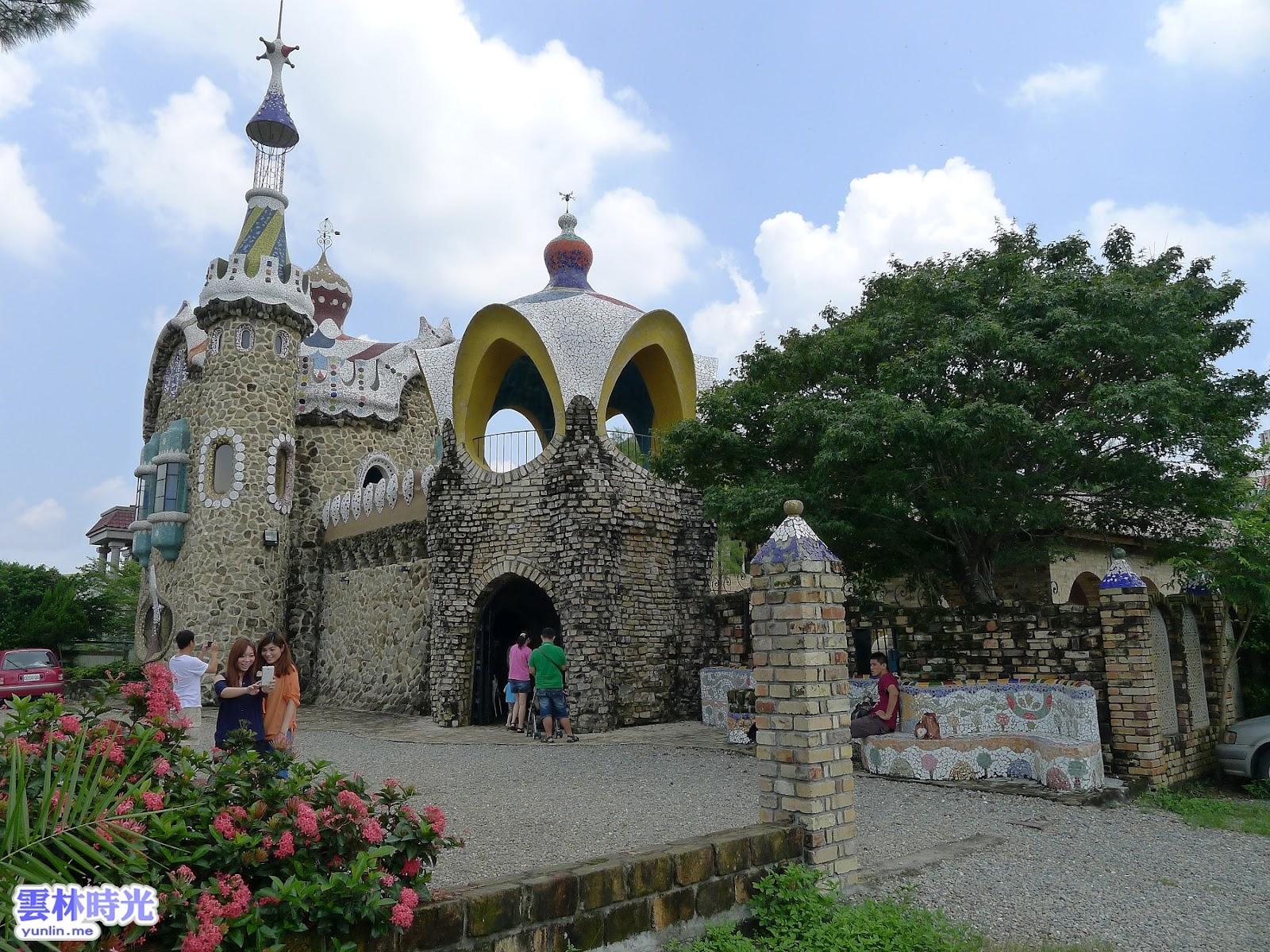 雲林斗六《摩爾花園餐廳》具有西班牙風情建築的異國風情餐廳!