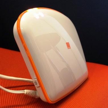 Boitier Femto Orange