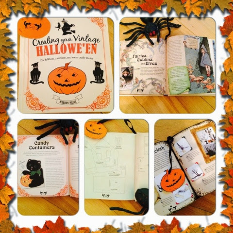Creating your vintage hallowe'en by Marion Paull
