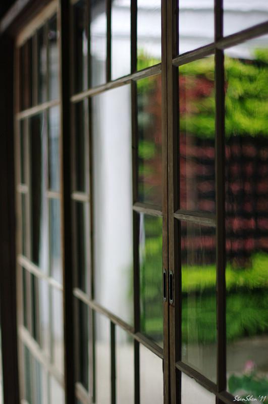 窗外‧青田七六 (F50/1.4)