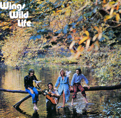 Wings ~ 1971 ~ Wild Life
