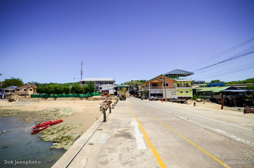 เกาะสีชัง ชลบุรี