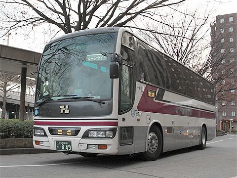 阪急観光バス「ムーンライト号」 849