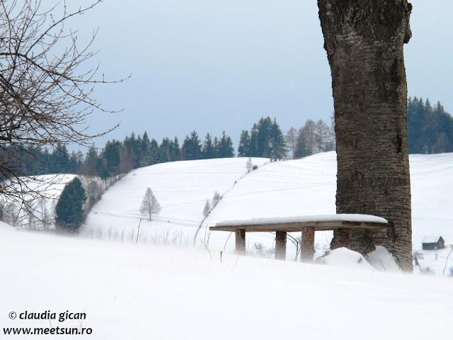 iarna pe dealuri