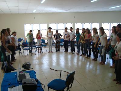 Rio Verde acolhe 1º Encontro da JM da Diocese de Jataí/GO