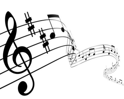 Ảnh những nốt nhạc đẹp