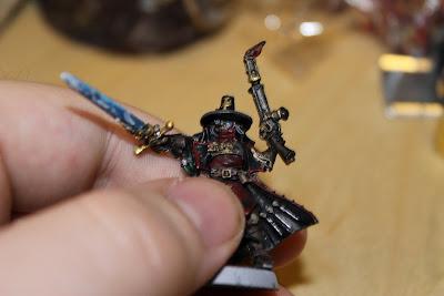 Close-up Inquisitor!