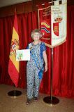 Carmen Carrasco, Musa de la Poesía, de A-Rimando, 2014-15