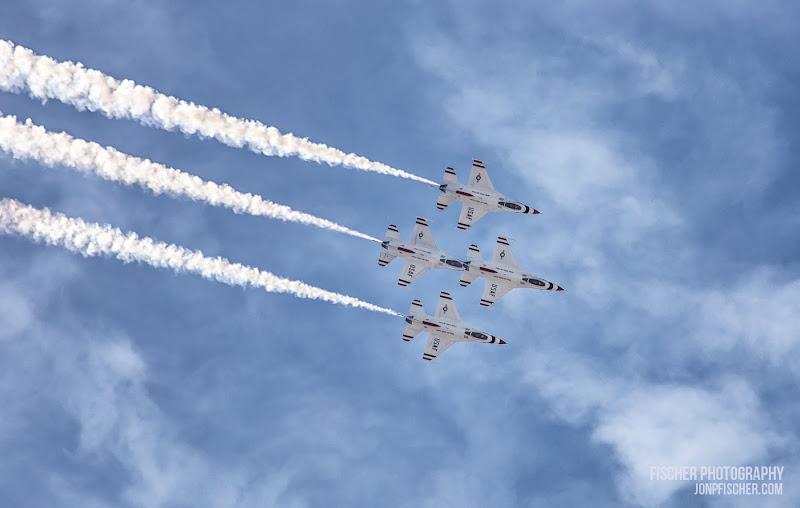 Thunderbird 4 formation