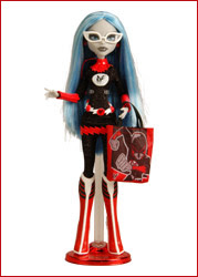 Monster High - Ghoulia Yelps 2011 San Diego Comic CON