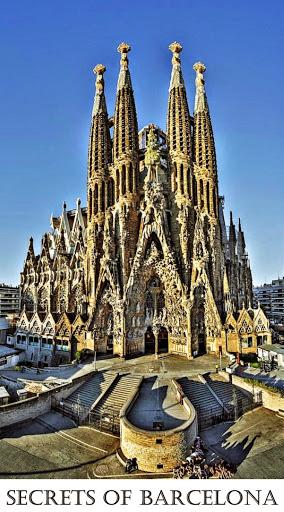 Six Secrets of Barcelona