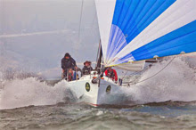 J/125 Resolute sailing fast!