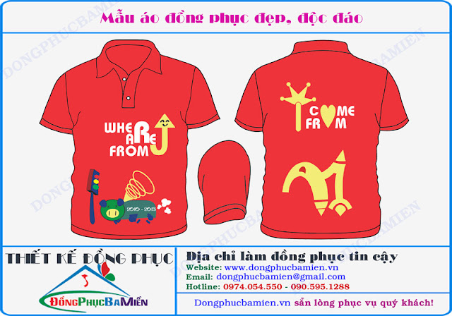 Dong phuc hoc sinh lop A1 truong THPT Tran Phu