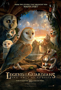 Hộ Vệ Xứ Ga'hoole - Legend Of The Guardians The Owls Of Ga'hoole poster