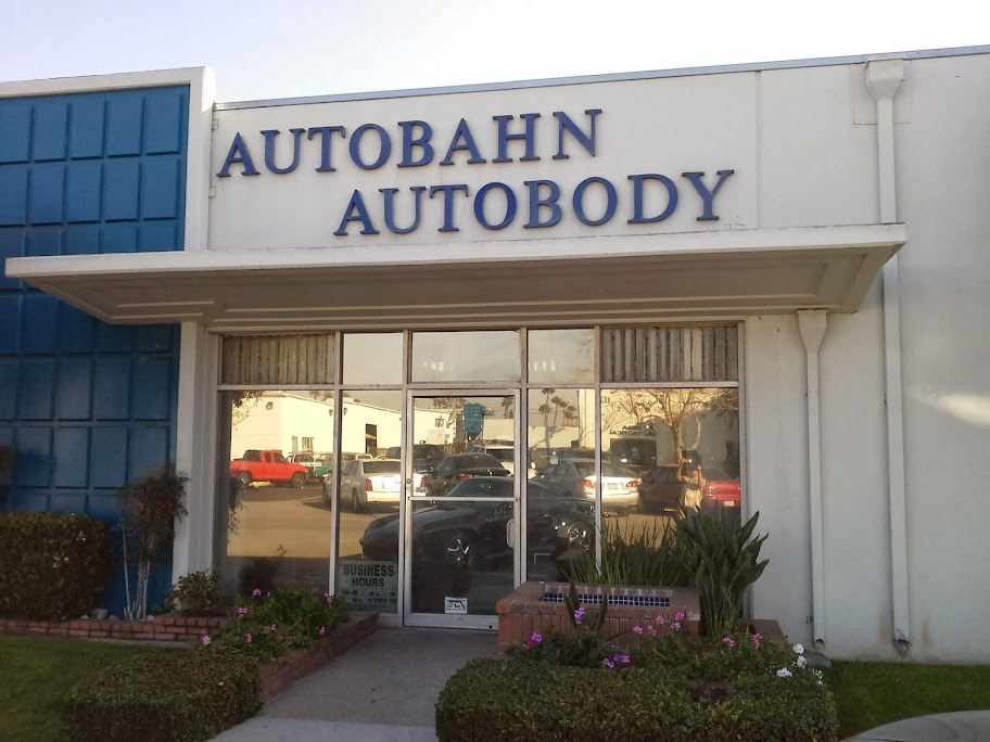 Auto Body Shop Costa Mesa, CA | Autobahn Autobody at 1107 Baker St, Costa Mesa, CA