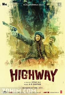 Đường Cao Tố - Highway (2014) Poster