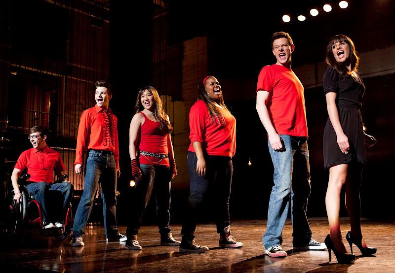 Glee cast - Journey