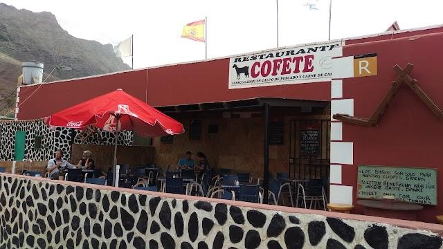 Restaurante Cofete Pepe El Faro