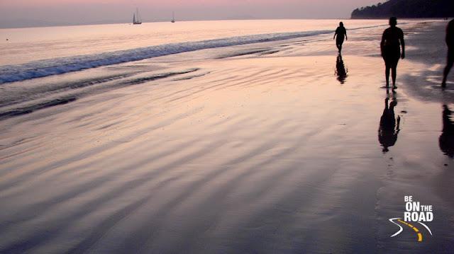 Sunset at Radhanagar beach, Havelock