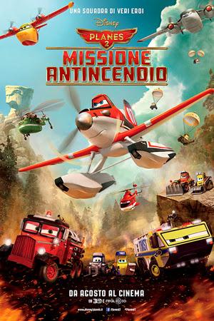 Planes: Fire & Rescue - Anh hùng và biển lửa
