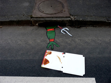 Arte Urbano Creativo