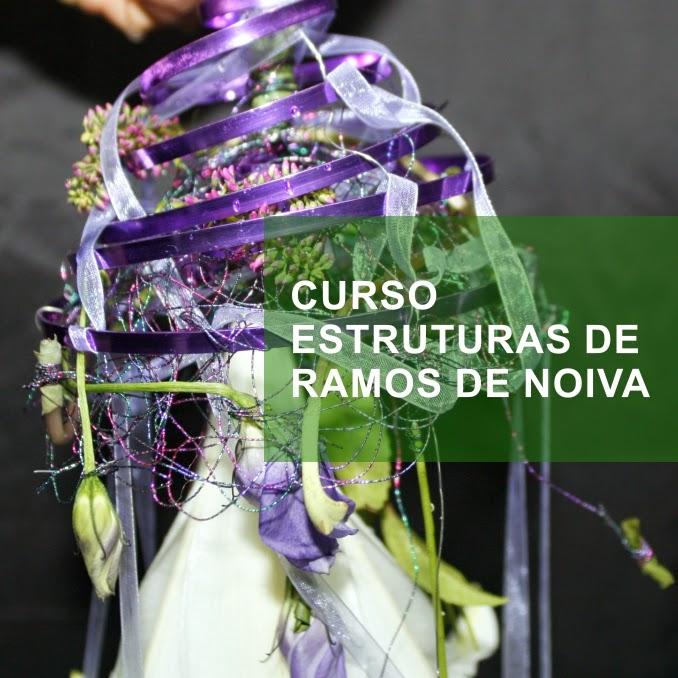 Curso Estruturas Ramos de Noiva