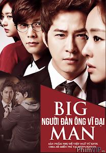 Người Đàn Ông Vĩ Đại - Big Man poster