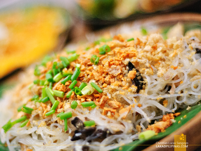 Manila's Pancit Puti at Pasig's Pancit Center