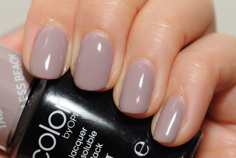 Opi Taupe Less Beach Spaz & Squee: OPI ...