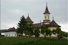 Biserica satului (Mănăstirea Humorului)