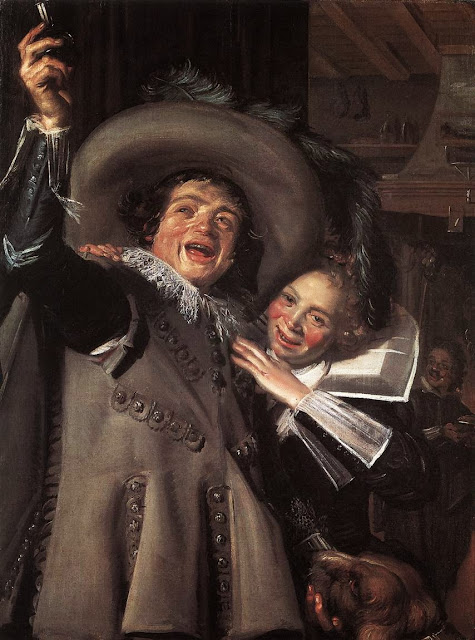 Frans Hals - Yonker Ramp and his Sweetheart