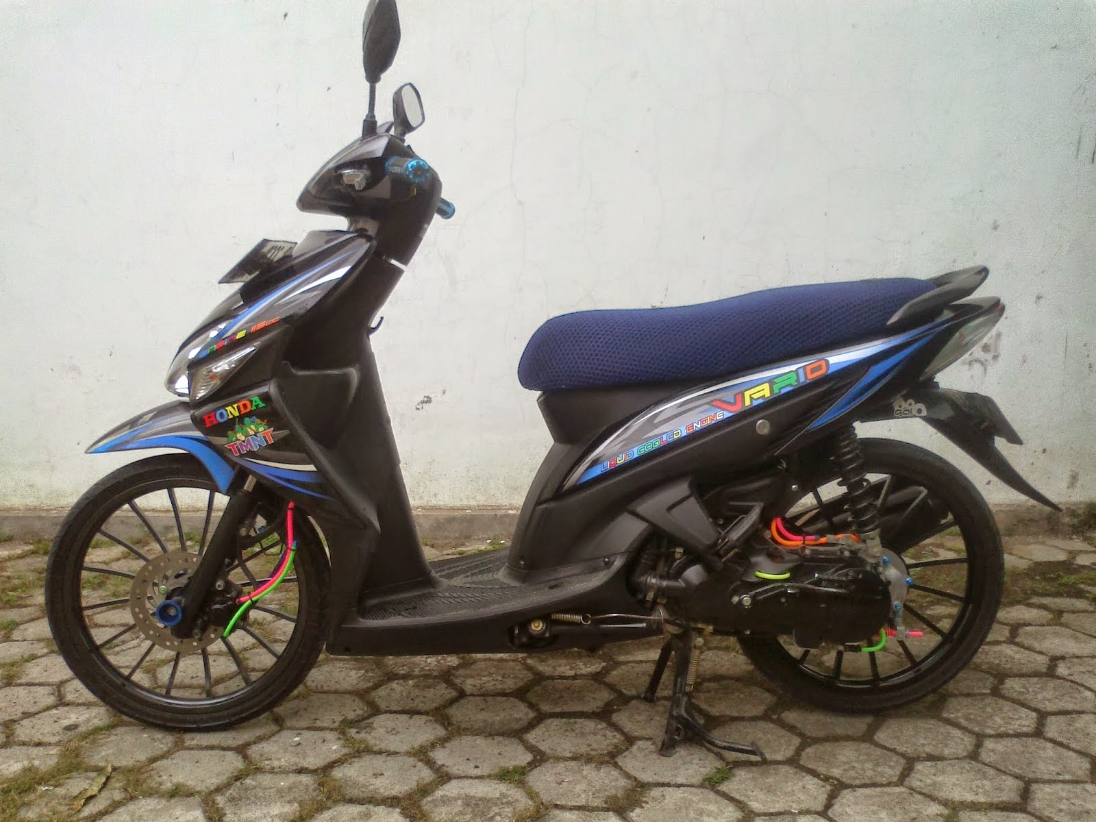 Vario Modifikasi Ring 17