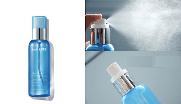 xịt khoáng dưỡng ẩm Laneige Water Bank Mineral Skin Mist