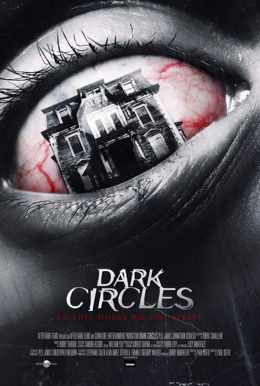 Poster Of English Movie Dark Circles (2013) Free Download Full New Hollywood Movie Watch Online At Alldownloads4u.Com