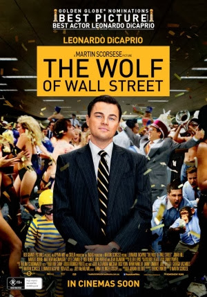 Filme Poster O Lobo de Wall Street DVDSCR XviD & RMVB Legendado