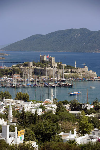 Bodrum: where the Aegean meets the Mediterranean