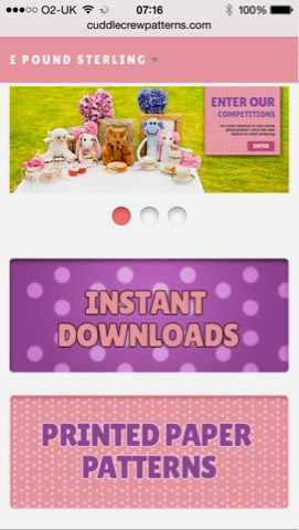 Toy Making and Toy Sewing Patterns.: Launching Cuddle Crew Patterns ...